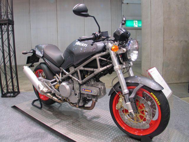ドゥカティ モンスター400