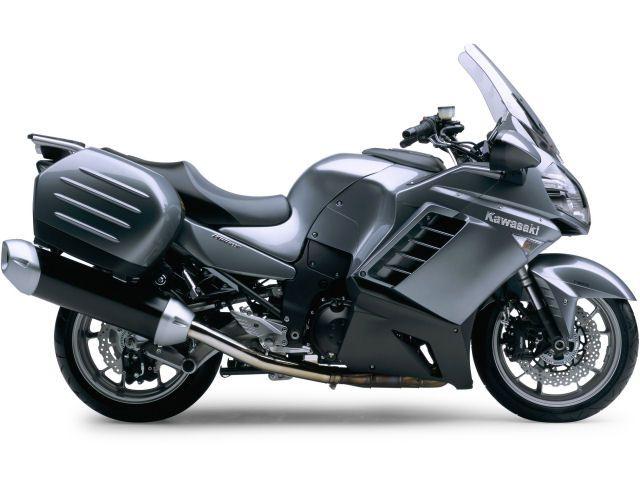 カワサキ 1400GTR