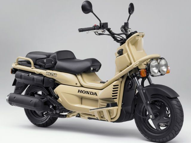 ホンダ PS250